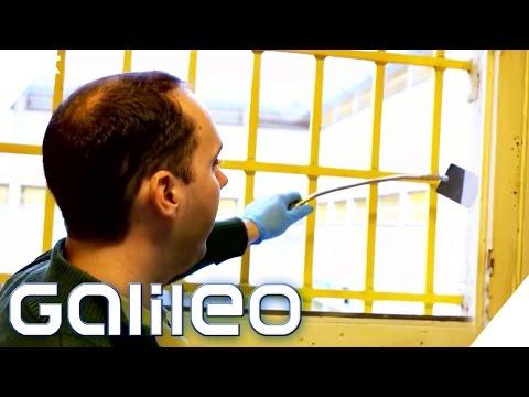Alltag eines Gefängniswärters | Galileo Lunch Break