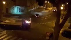 L'attaque du Credit Lyonnais au camion bélier à Pernes-les-fontaines
