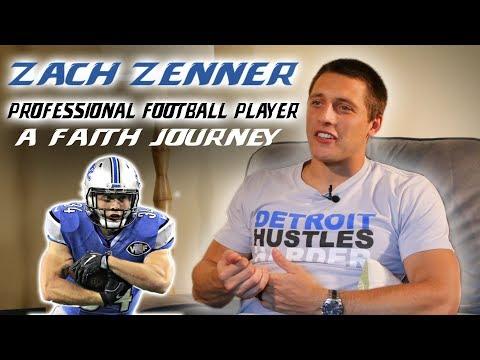 Zach Zenner: A Faith Journey