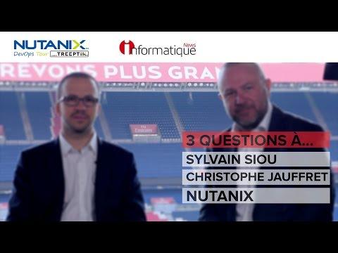 DevOps Tour : Nutanix rapproche infrastructure et développement