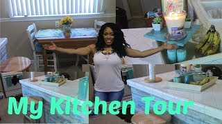 My Cozy Kitchen Tour for 2017 (finally LOL)
