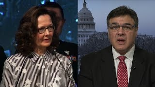 """""""She Tortured Just for the Sake of Torture"""": CIA Whistleblower on Trump's New CIA Pick Gina Haspel"""