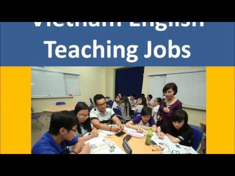 Vietnam English Teaching Jobs
