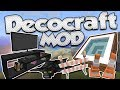 🚨MODS #36🚨 | 1.11.2 | DECOCRAFT MOD | KARMALAND 3 MODS | ¡DECORACIÓN EXTREMA!