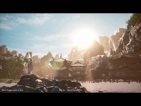 Shenmue III Game's Trailer Highlights Environments