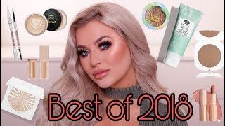 BEST OF BEAUTY 2018: YEARLY BEAUTY FAVORITES