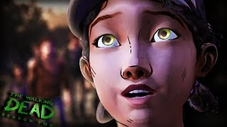 Repeat youtube video NO WAY.. HOW IS HE STILL ALIVE!? || The Walking Dead Season 2 (Part 3) Episode 2