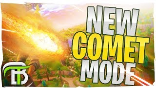 NEW IMPACT COMET LIMITED TIME MODE COMING TO FORTNITE (Fortnite Battle Royale Comet Impact LTM)