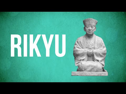 EASTERN PHILOSOPHY - Sen no Rikyu