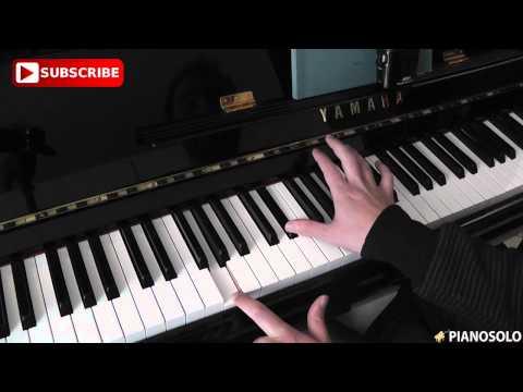 Grande amore - tutorial pianoforte (Il volo)