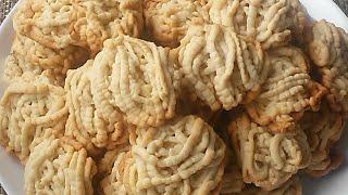 Любимое печенье ХРИЗАНТЕМЫ из советского детства.