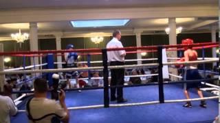 Shaun Hall Green Boxing Club