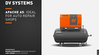apache a5 ideal for auto repair shops ready to upgrade a piston air compressor