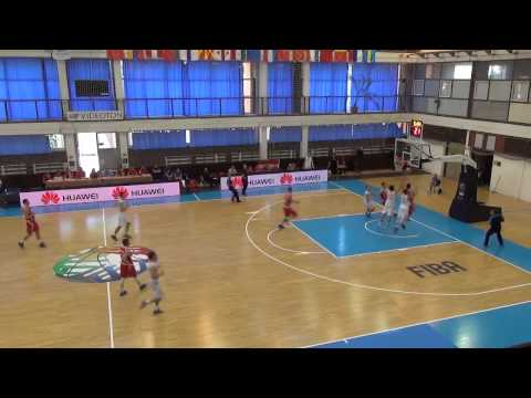Levan Maskhulia U20 european championships 2015