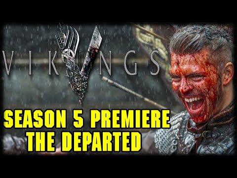 "Vikings Season 5 Episode 1 ""The Departed"" Recap and Review - SEASON PREMIERE"