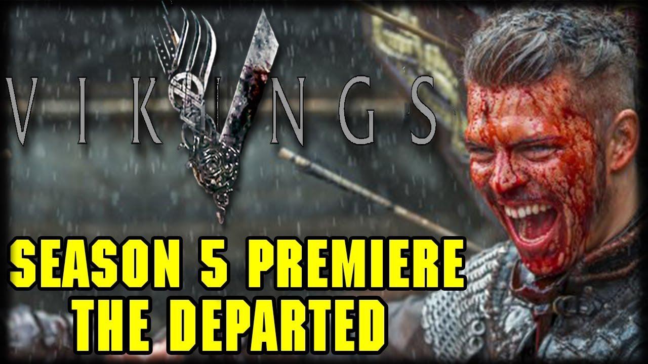 Vikings Season 5 Episode 1