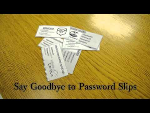 Save All Those Usernames & Passwords in OneNote