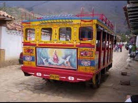 Chiva - Bus de Escalera - TvAgro por Juan Gonzalo Angel