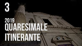 QUARESIMALE ITINERANTE - SANT'ALESSANDRO IN COLONNA