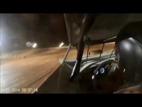 Midway Speedway Kyle Moore GoPro Street Stock Feature 5-12-17