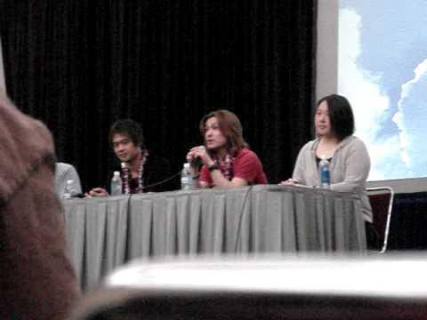 Kawaii Kon 2010 - Morita Masakazu & Ishikawa Hideo