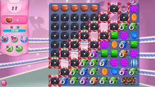 Candy Crush Saga Level 3634 NO BOOSTERS