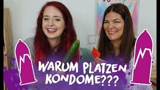 Warum platzen Kondome? Inka und Expertin Sheila de Liz klären auf I Bedside Stories