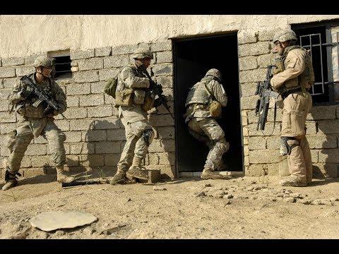 Ближний бой в Ираке. Зачистка по-американски
