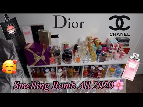 My HUGE Designer Perfume Collection!! (Smelling Bomb Sis🌺)