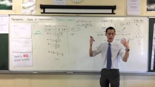Polynomial Roots & Coefficients (4 of 5: Viete's Results continue to work when the formula breaks)