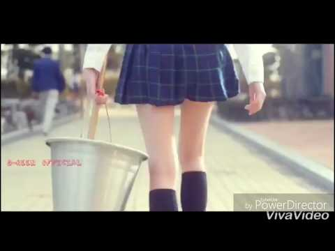 Gore Gore Mukhde Pe Kala Kala Chashma / Very Cute School Love Story / Korean Song
