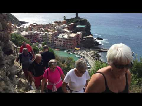 Tonga Travel på Cinque Terre