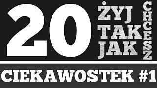 20 NIESAMOWITYCH CIEKAWOSTEK NA TEMAT ZWIERZĄT!