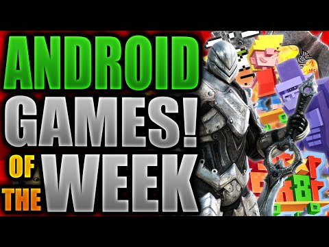 Top 10 BEST Android Games of the Week - January 2016 | High Graphics HD 1080p