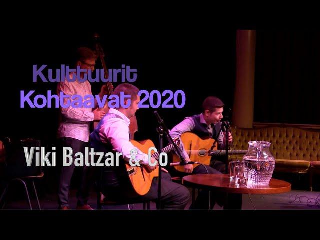 Kulttuurit kohtaavat: Viki Baltzar & co