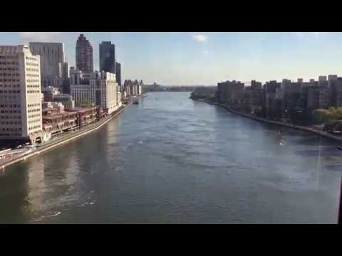 A Ride On The Roosevelt Island Tramway