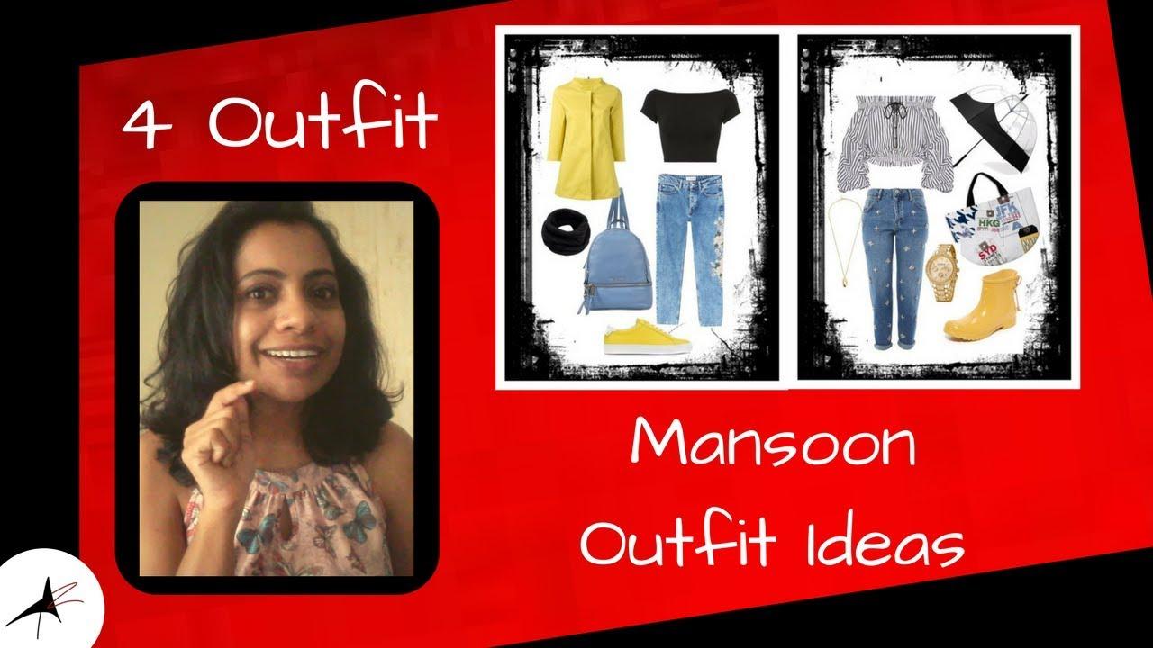 Trendy Monsoon Outfit Ideas | August#25 | Arpitharai