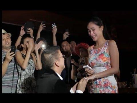 c9fd604864c Sen. Chiz Escudero proposes to Heart Evangelista - YouTube