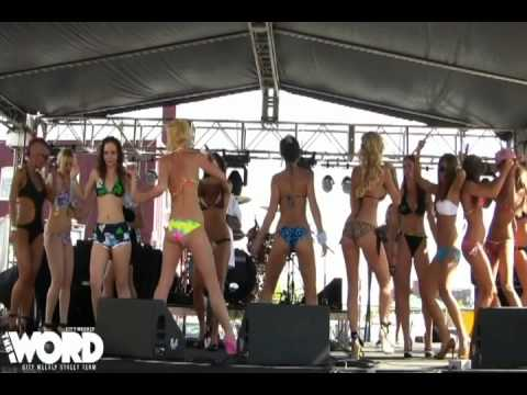 Sandbar bikini contest