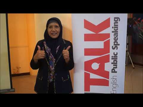 PERSONAL IMPRESSION | NIET WIANI  (MEMBER OF BANDUNG CHAMBER OF COMMERCE-ENTREPRENEUR )