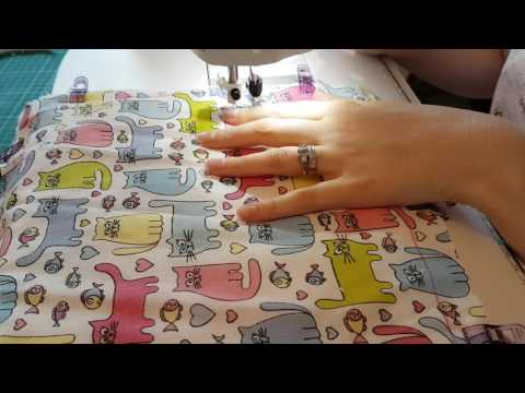 Creating Unpaper Kitchen Towel & Unsponges - Sewing Tutorial