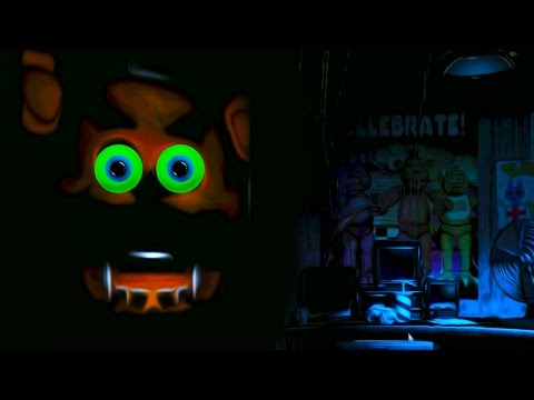 Five Nights at Freddy's #4 | NIGHT FIVE DONE