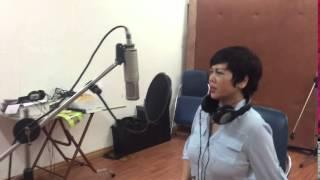 Hài Tết 2016 : CHÔN NHỜI 3 - Hậu trường lồng tiếng - Nghệ sĩ Minh Hằng