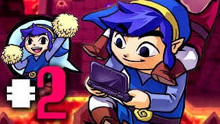Zero Streams: Tri-Force Heroes Demo - Part 2 Uhoh, This Isn