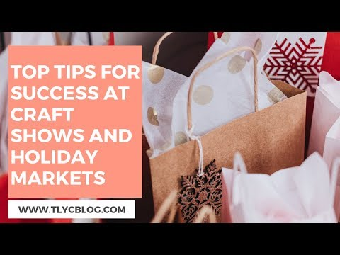 Top Tips for a Successful Craft Fair Season [IG LIVE Replay]