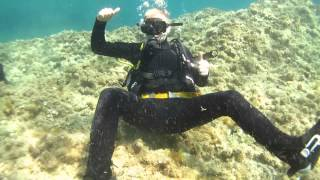 Magaluf Scuba Diving 2015