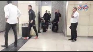 أخبار اليوم   بعثة الأهلي تصلي المغرب بمطار القاهرة قبل السفر لكزبلانكا