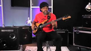 Hartke HD Series Bass Combos Demo with Victor Wooten