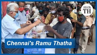 A ₹10 meal in Chennai inspired by Ramu Thatha