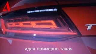 видео Тюнинг задних фонарей своими руками